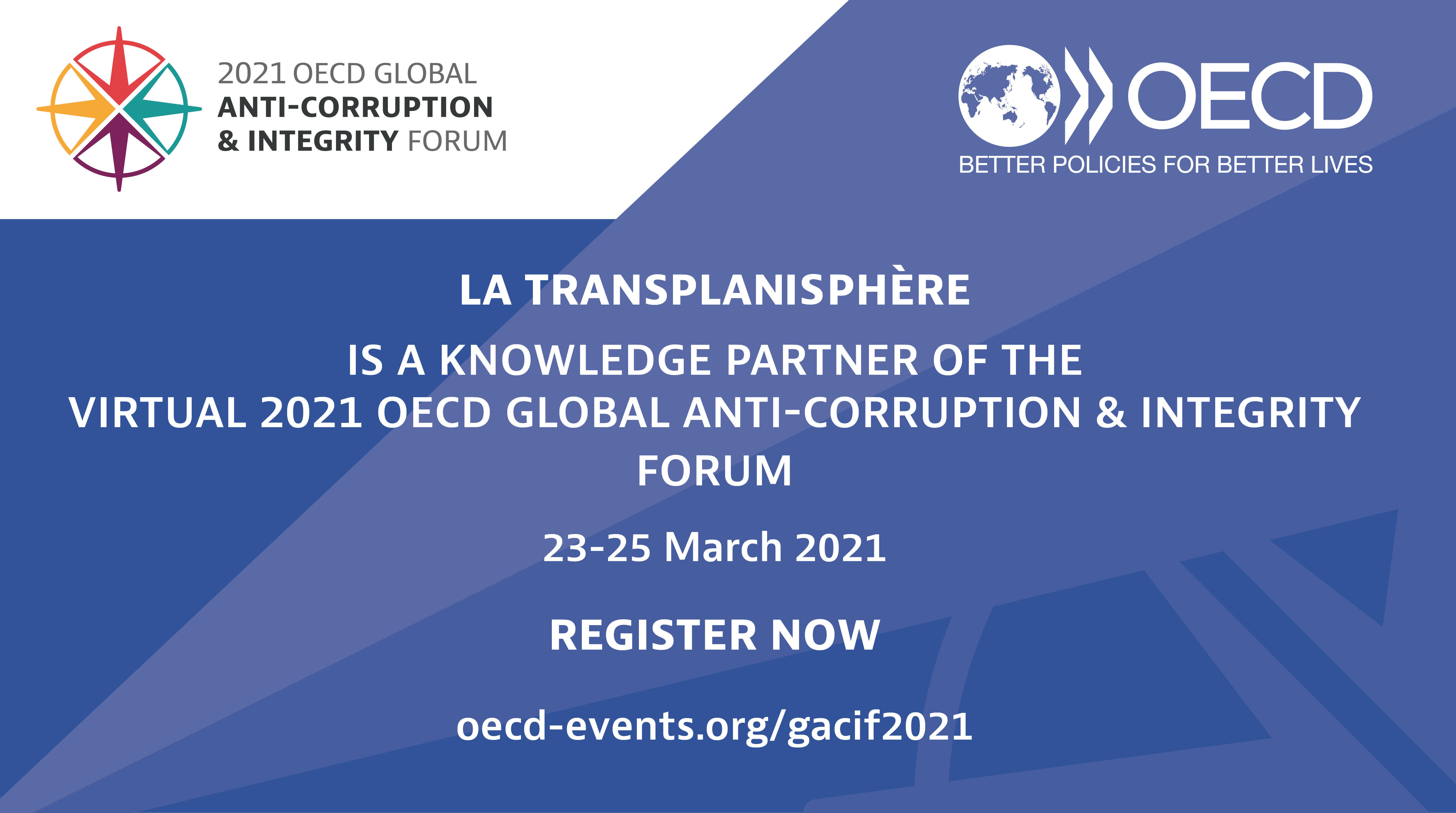 European Integrity Games is at the 2021 OECD Global Integrity Forum